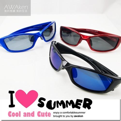 兒童偏光太陽眼鏡 mit今夏我最型 抗uv400 防眩光