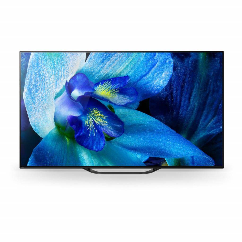 SONY 索尼   65型4K HDR連網智慧OLED電視 KD-65A8G