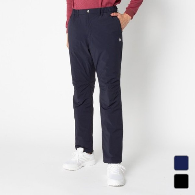 マンシングウェア ゴルフ ウインド パンツ MGMOJD16 メンズ Munsingwear