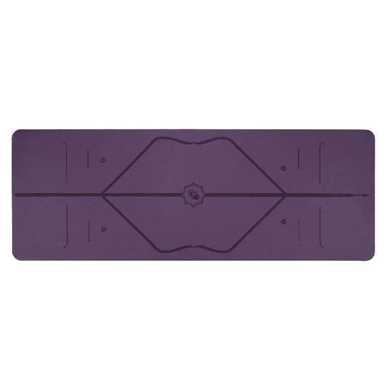 經典瑜珈墊-紫地球慈善限定版