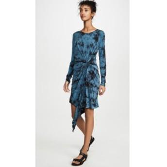 ヤング ファビュラス アンド ブローク Young Fabulous and Broke レディース ワンピース ワンピース・ドレス maisie dress Electric Blue