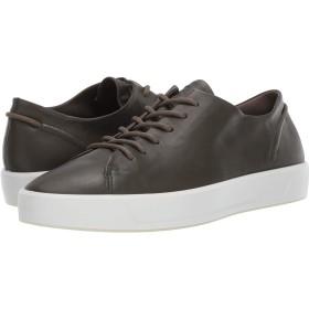 [エコー] メンズウォーキングシューズ・靴 Soft 8 Soft Sneaker Deep Forest EU48 (US Men's 14-14.5) (30.5cm) M [並行輸入品]