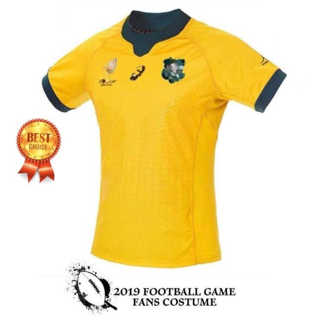 ジャパンワールドカップ2019通気性スウェットラグビーシャツ、ホームファンTシャツ軽量速乾性ポロシャツ-スポーツフィットネス,XL