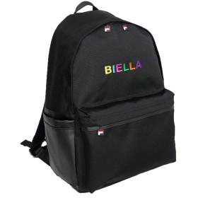 FILA BIELLA (フィラ ビエラ) デイパック リュック 7635 (ブラック(カラフル刺繍))