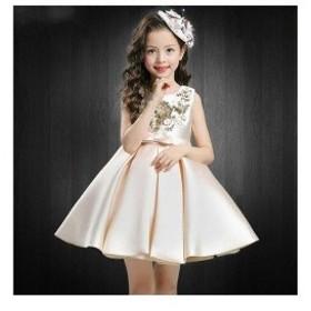 卸売可ワンピース女の子キッズドレススカート子供服チュチュおしゃれチュールシンプルファンション可愛いお姫様