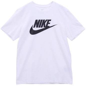 (ナイキ)NIKE Tシャツ 半袖 メンズ スポーツ ルームウェア パジャマ フューチュラアイコン(WH2-ホワイト2、