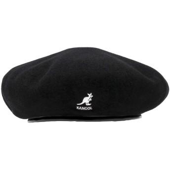 [カンゴール] ベレー帽 ウールビッグモンティ 【01】BLACK M/56-57cm