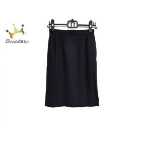 イヴサンローラン YvesSaintLaurent スカート レディース 黒 新着 20191025