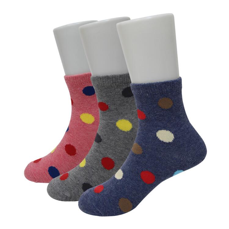 d&g 圓點3/4童襪-d386.d387 (童襪/短襪)