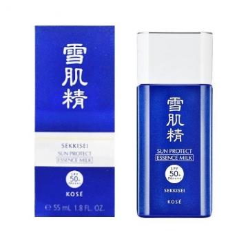 日本 KOSE 高絲 雪肌精 極效輕透防曬乳N SPF50+ PA++++ 55mL(60g)
