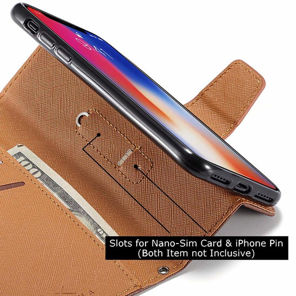 華碩ASUS ZenFone max Plus M1 ZB570TLL 雙色 磁吸翻蓋皮套手機殼全包邊軟殼保護殼套手機影片支架