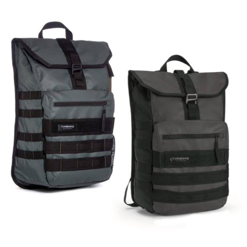 SPIRE BAG 城市後背包 - 共兩款 黑色
