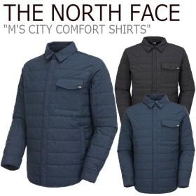 ノースフェイス シャツ THE NORTH FACE メンズ M'S CITY COMFORT SHIRTS シティ コンフォート シャツ 全2色 NJ3NK51A/B ウェア