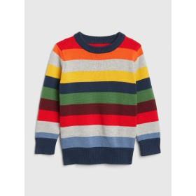 Gap クレージーストライプセーター (幼児)