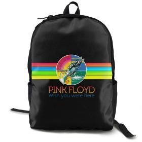 ピンク・フロイド Pink Floyd 大容量 バッグ 軽量 多機能 バックパック通勤 遠足 通学 出張 運動 登山ビジネスリュック リュックサック収納 丈夫 男女兼用 高校生 大学生 休閑 流行り