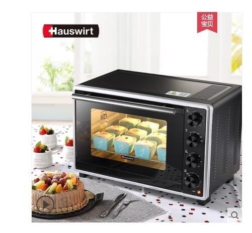 電烤箱家用烘焙蛋糕多功能全自動迷你33L大容量220V