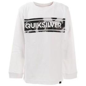 【Super Sports XEBIO & mall店:トップス】FRONT LINE CAMO 長袖Tシャツ 19FWKLT194123WHT1