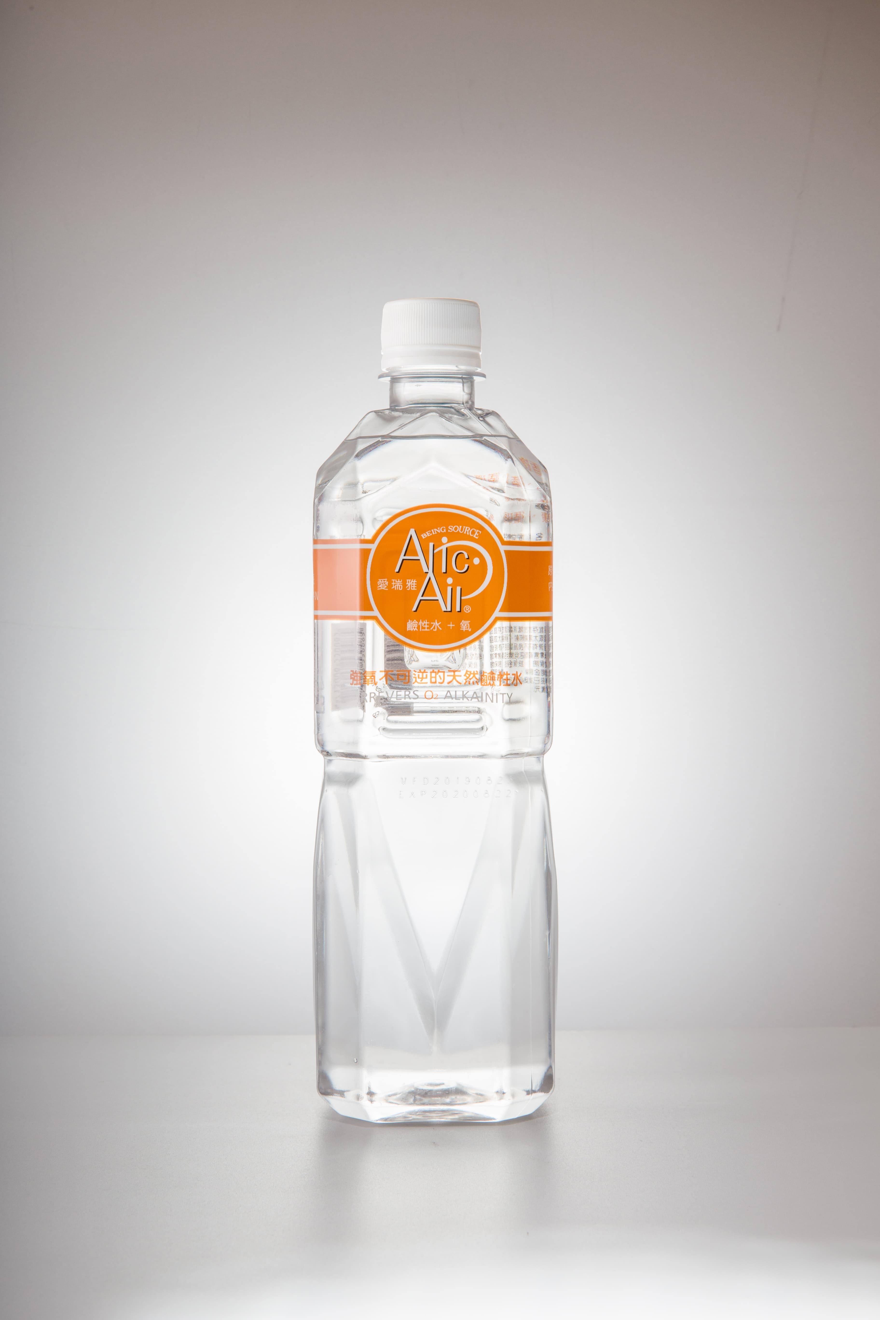 愛瑞雅鹼性水+強氧 (20瓶/箱)