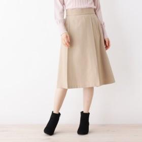 [マルイ]【セール】【her style.掲載】【42(LL)WEB限定サイズ】ウール混セミフレアスカート/インデックス(index)