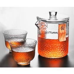 BABU 三件式旅行收納茶組(錘紋)