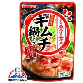マルサン 旨みの魚介系エキス 旨鍋専科 キムチ鍋スープ 750g×1個