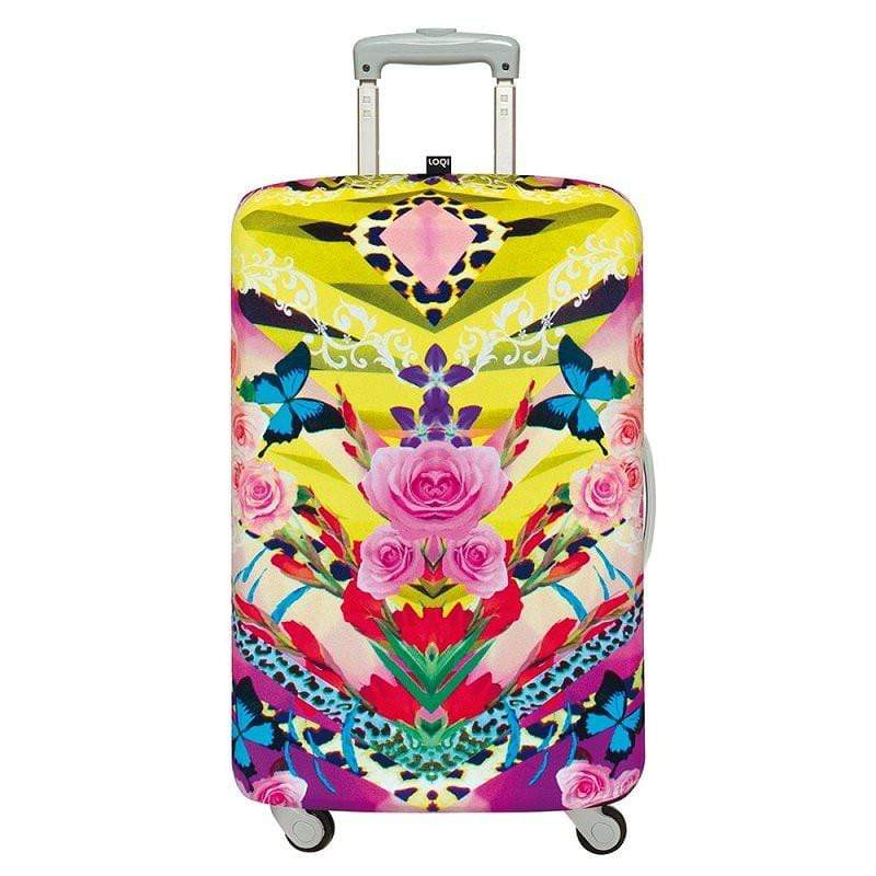 行李箱外套 - 夢想花S號
