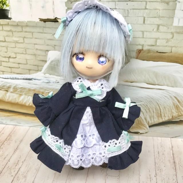 【オビツ11 服】新月の泉ロリータセット