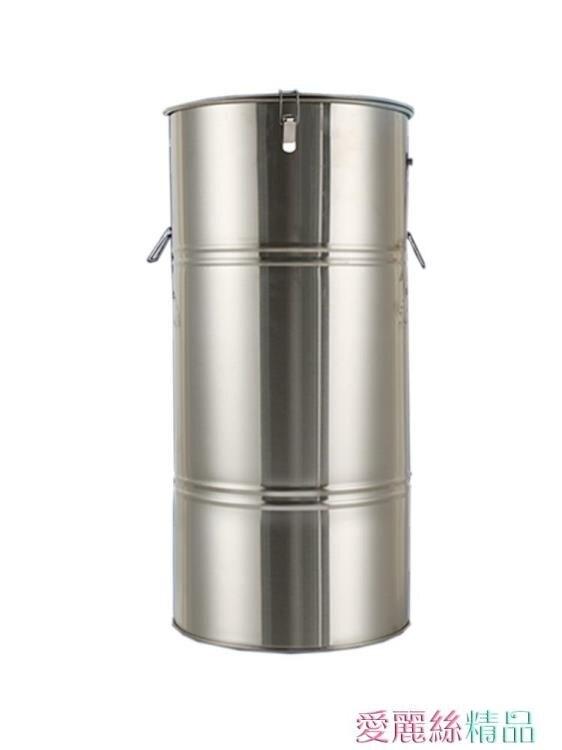搖蜜機搖蜜機304全不銹鋼加厚中蜂搖糖機小型家用蜂蜜分離機打蜜桶