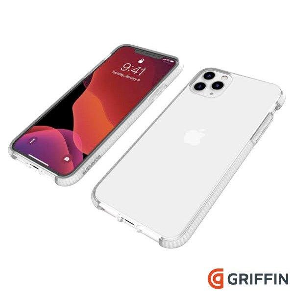 Griffin Survivor Clear iPhone 11 Pro / Pro Max 透明軍規防摔殼 [當日配]