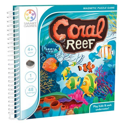 信誼/上誼/和誼創新 魔磁隨身遊戲-海底躲貓貓 Coral Reef★衛立兒生活館★