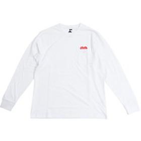 【Super Sports XEBIO & mall店:トップス】Tシャツ RS HRT EMB PC LS TEE 55200107-WHT