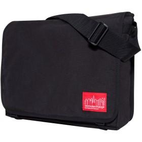 [マンハッタン・ポーテージ] Manhattan Portage 1429 (L) 黒 DJパッケージ crossbody bag(並行輸入品)