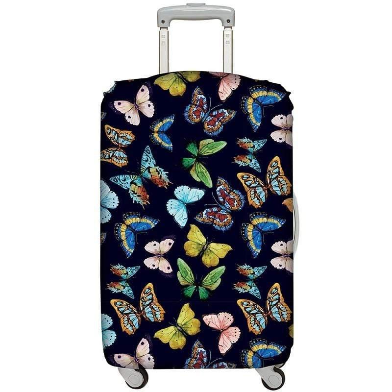 行李箱套 - 蝴蝶M號