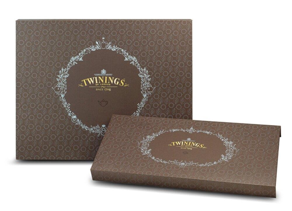 Twinings 唐寧茶 藝術家禮盒-經典紅茶系列(20茶包)│9481生活品牌館