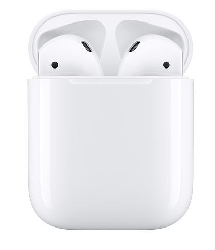 ( 刷指定卡享10%回饋 )APPLE AirPods(二代) 搭配(有線)充電盒