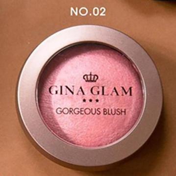 GINA GLAM G-88 華麗公主單色炫光頰彩  2