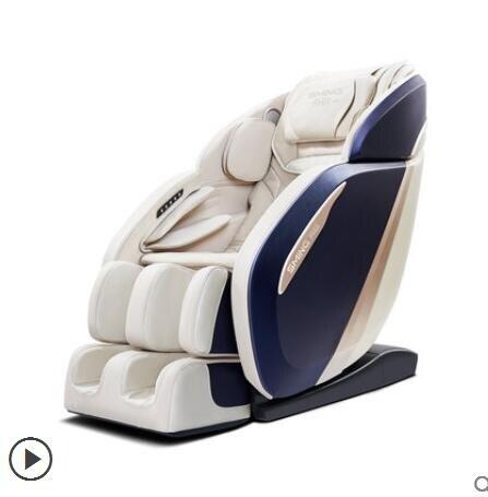 按摩椅尚銘SL導軌3D家用全自動揉捏太空艙電按摩椅
