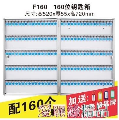 鑰匙箱富祥48位96位鋁合金戶外房地產中介鑰匙箱壁掛式管理箱房產鎖匙箱