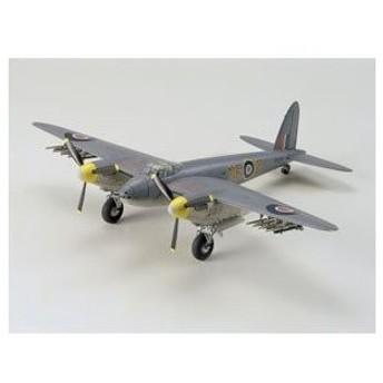 タミヤ(TAMIYA) 1/72 ウォーバード デ・ハビランド モスキート FB Mk.VI/NF Mk.II (60747)プラモデル