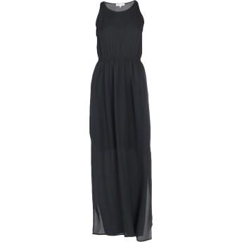 《セール開催中》SILVIAN HEACH レディース ロングワンピース&ドレス ブラック XS ポリエステル 100%