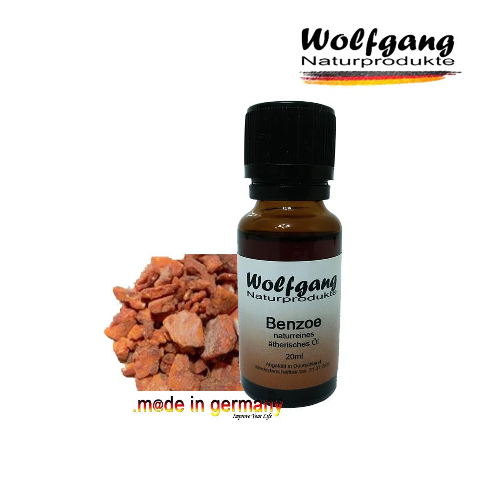 德國 Wolfgang - 安息香精油 20ml《德國原裝》