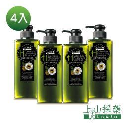 【tsaio上山採藥】金盞花養髮洗髮乳600ml(4入)