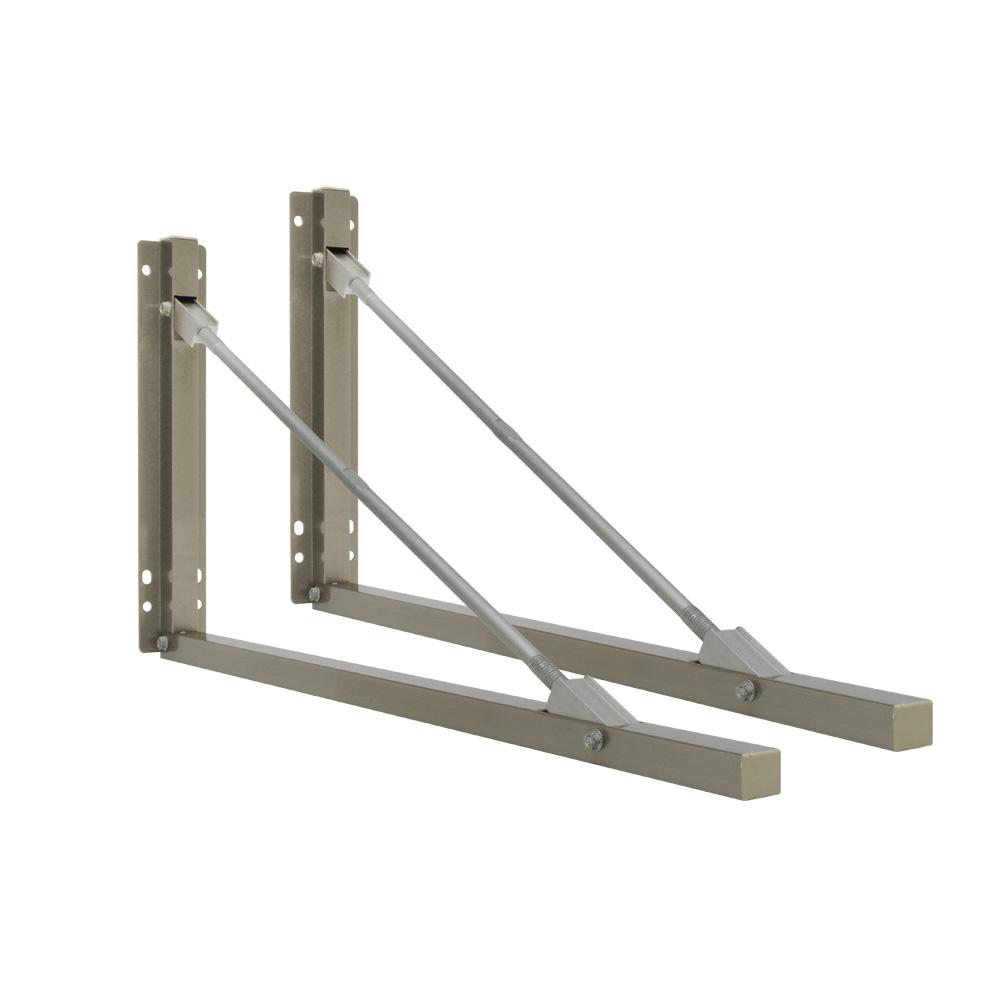 電動遙控升降曬衣機/架專屬配件/陽台/室內挑高用(三角支撐架組)