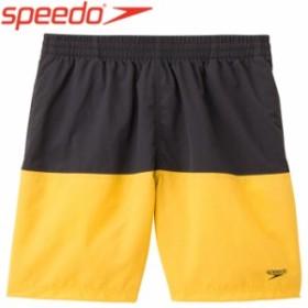 【メール便対応】スピード 水泳 オーシャンサンライトショーツ 水着 メンズ SA81986-KG 返品不可