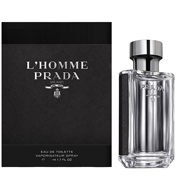 PRADA L'Homme Prada 男性淡香水 50ml《BEAULY倍莉》49591