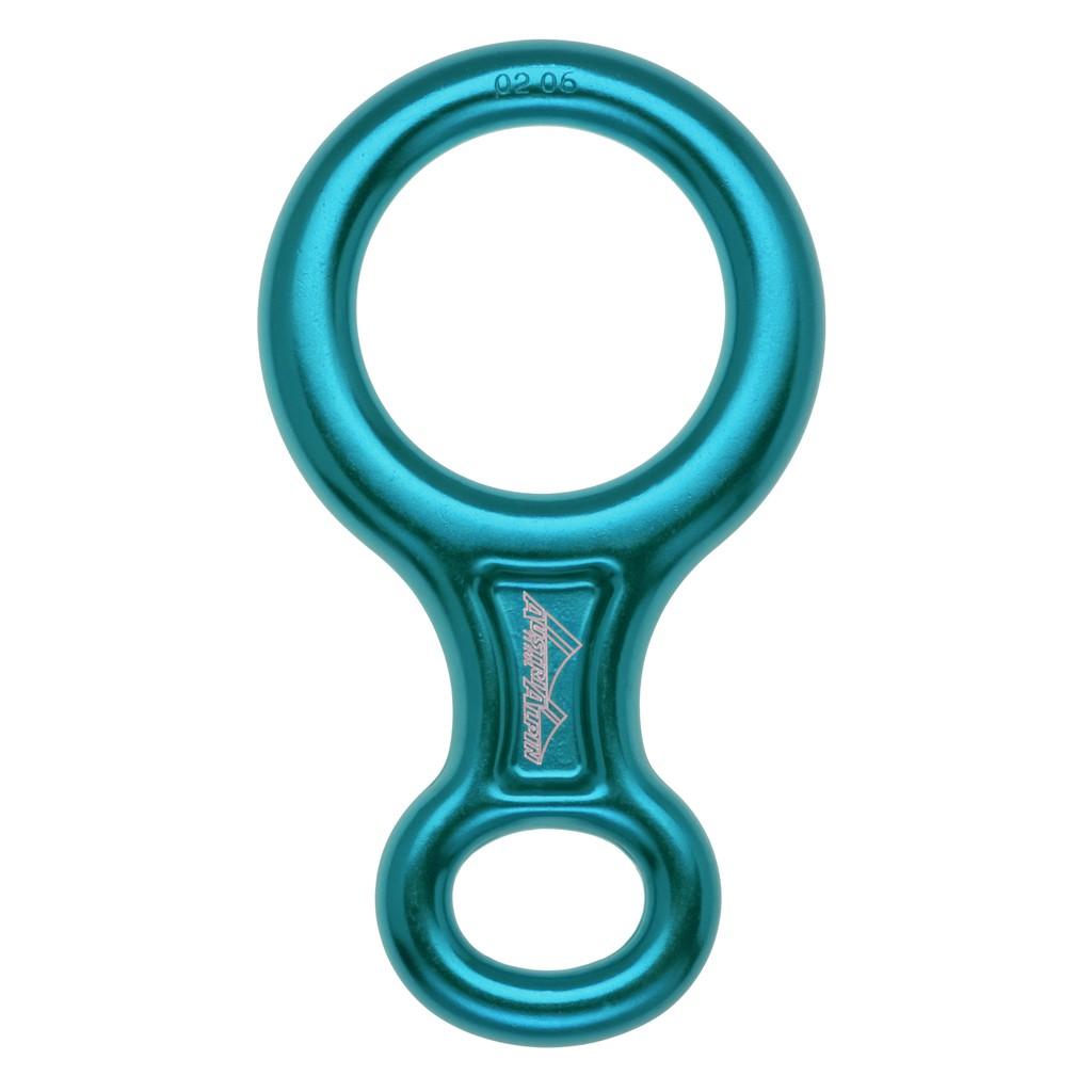 奧地利 AUSTRIALPIN 八字環 figure-8 8字環 藍色