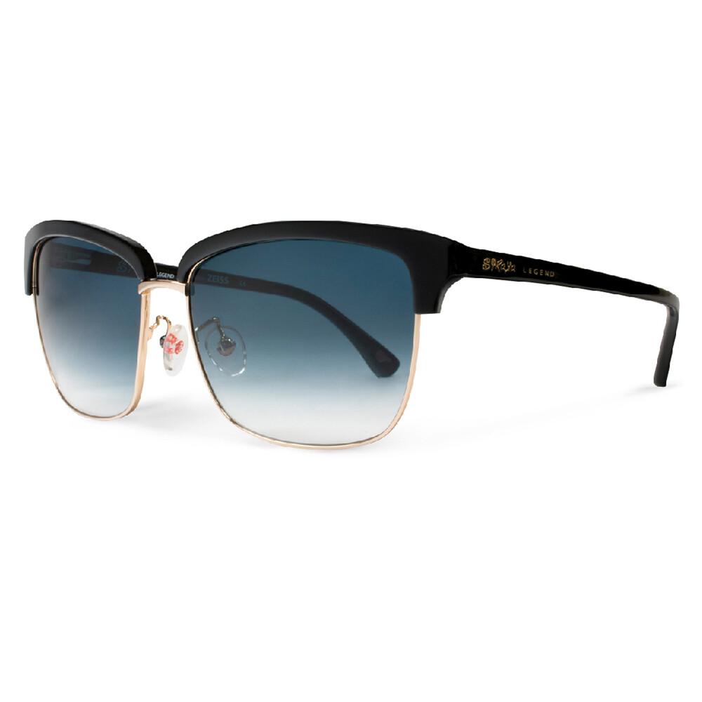 siraya 西拉雅傳奇眼鏡anem 金黑色 經典玳瑁人文復古款 zeiss 蔡司鏡片 太陽眼鏡