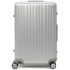 ギャレリア RICARDO スーツケース リカルド キャリーケース Aileron 24 inch Spinner Suitcase 58L AIL 24 4VP ユニセックス シルバー系1 F 【GALLERIA】