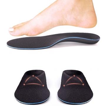 【JHS杰恆社】新EVA扁平足美型鞋墊OX型腿內外八美體足弓墊abe163