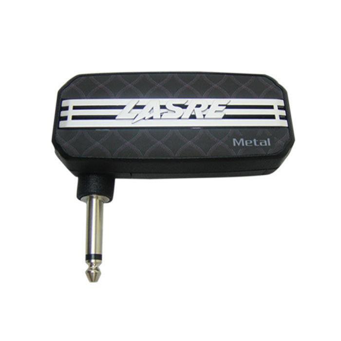 Lasre LA-01 充電式內建破音電吉它/ Bass 電貝斯隨身音箱前級模擬 Mini Amp [唐尼樂器]